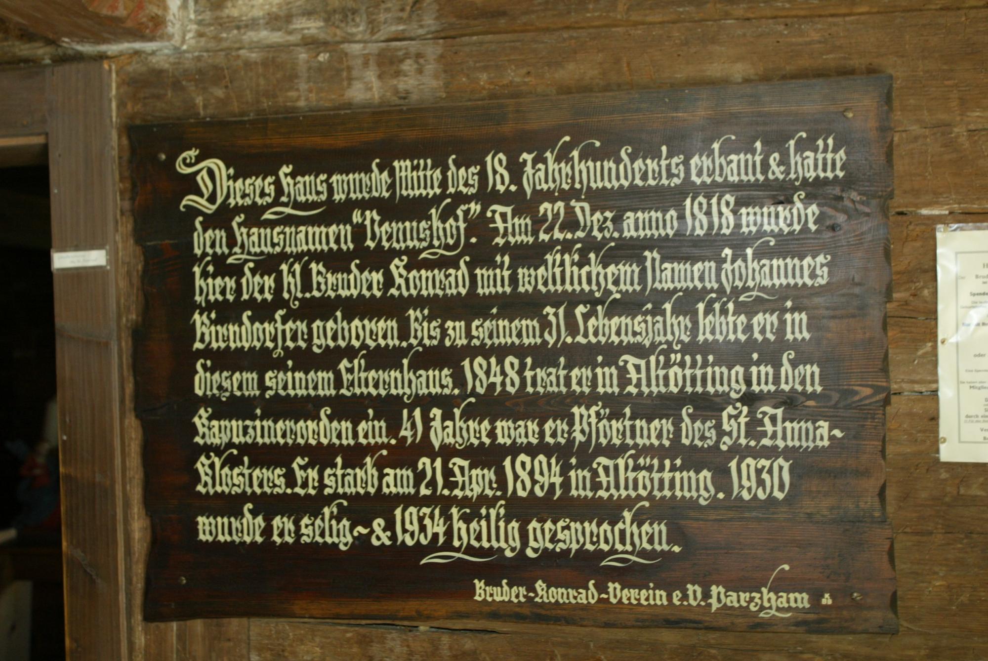 Bruder Konrad Haus 044