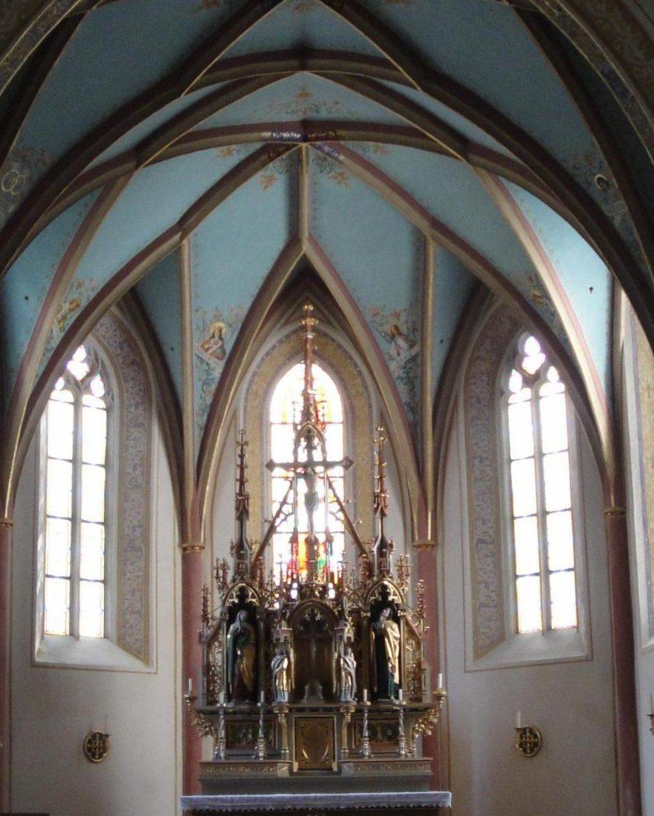 Friedhofskirche St Michael innen