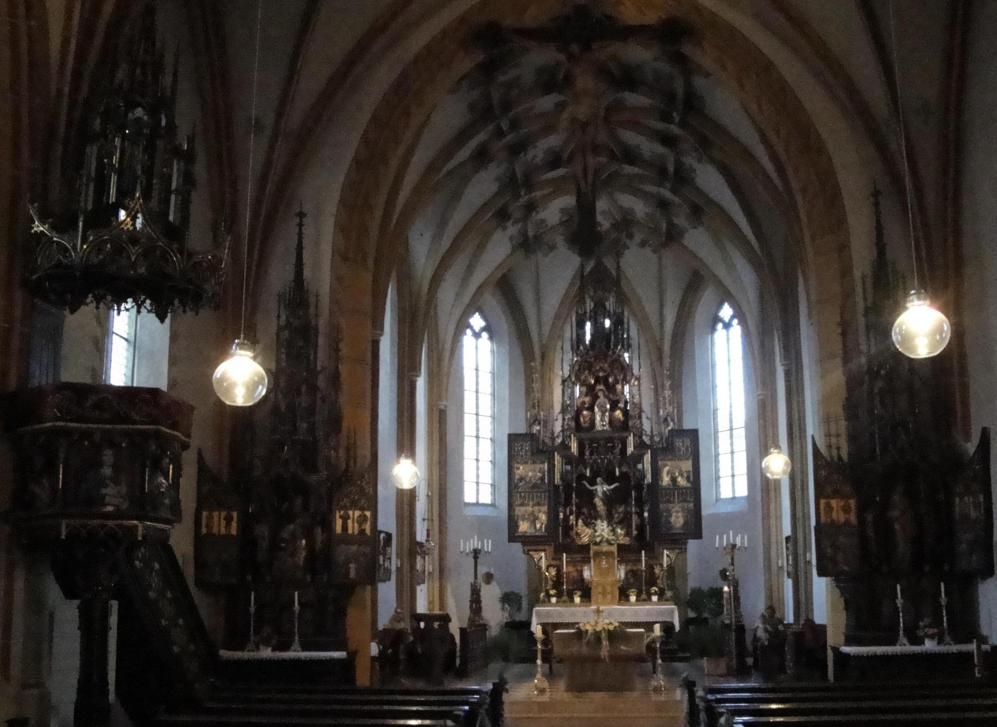 Ka Pfarrkirche innen
