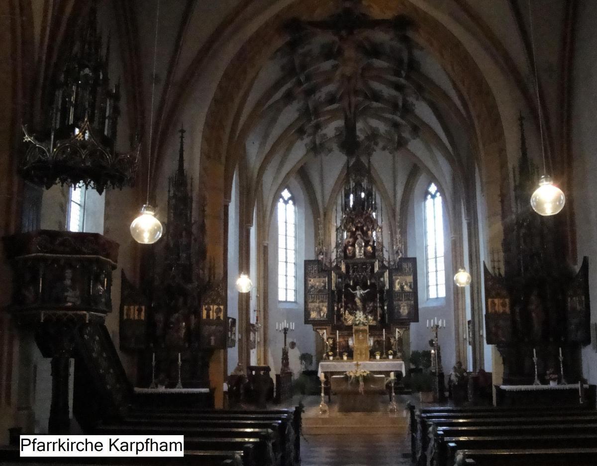 Pfarrkirche-Karpfham