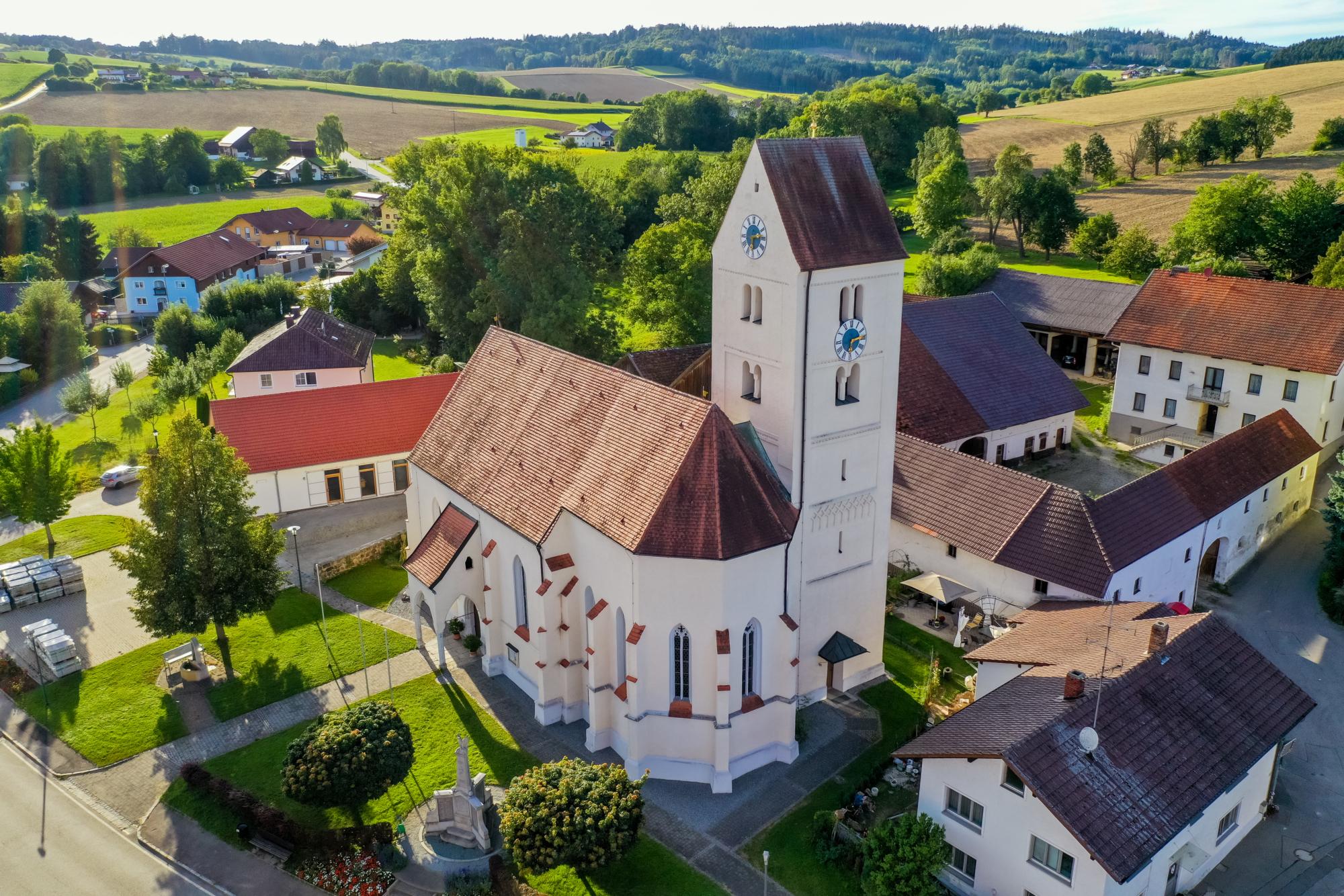 Reu Pfarrkirche