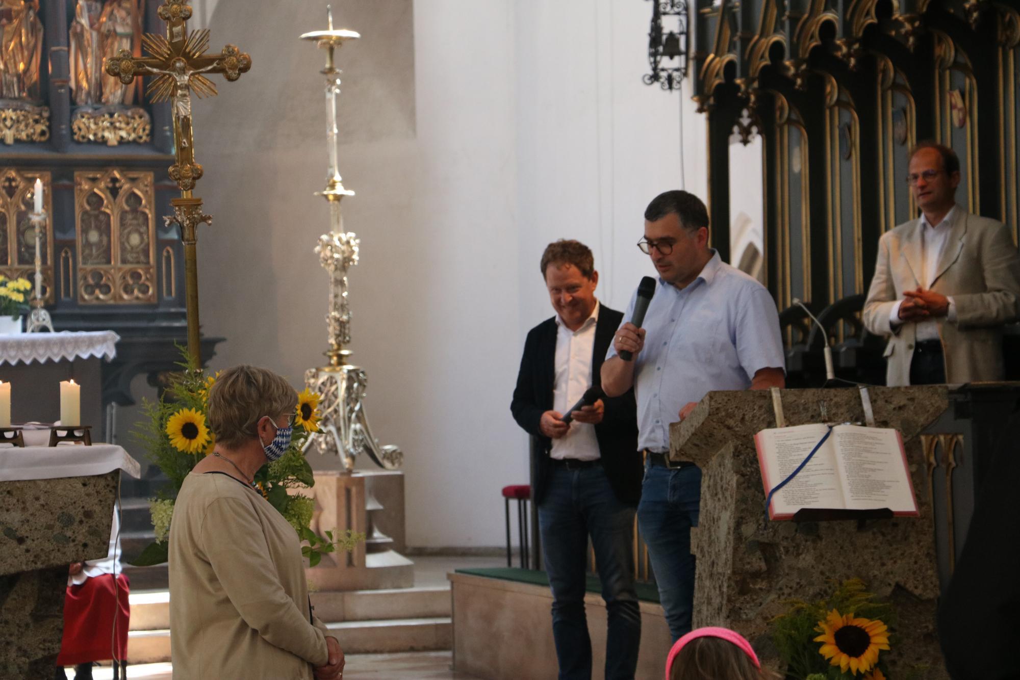2020 07 Juli 19 Abschied Lisa Hübner in St Jakob 10
