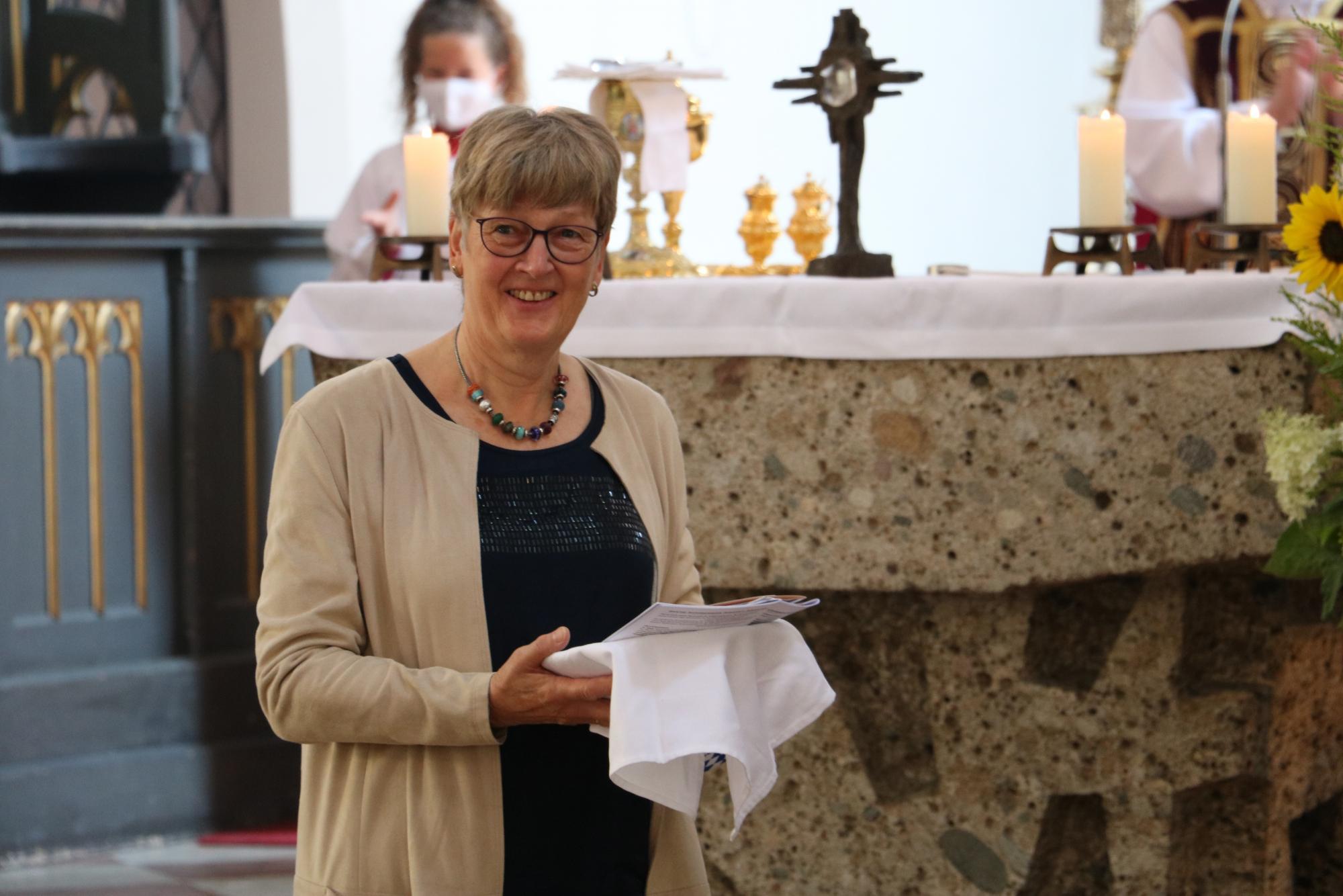 2020 07 Juli 19 Abschied Lisa Hübner in St Jakob 31