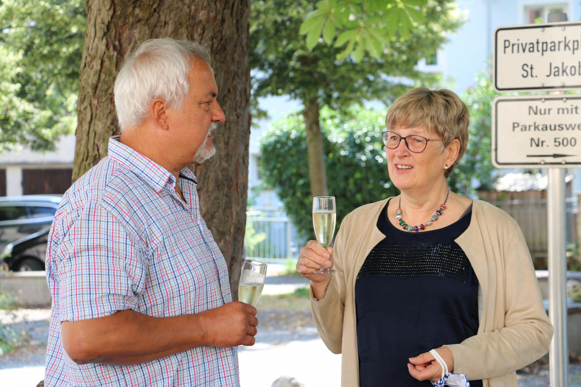 2020 07 Juli 19 Abschied Lisa Hübner in St Jakob 41