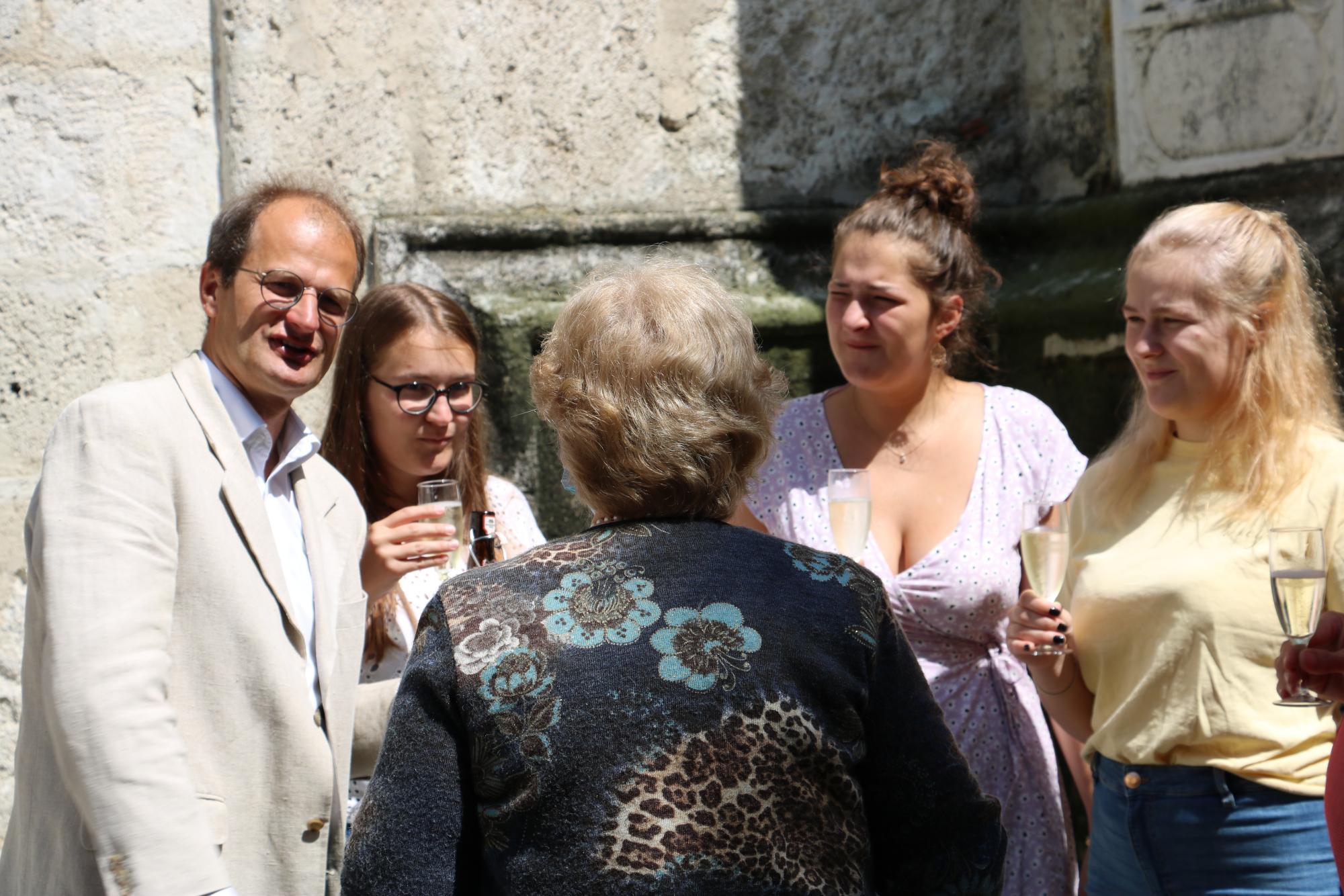 2020 07 Juli 19 Abschied Lisa Hübner in St Jakob 46
