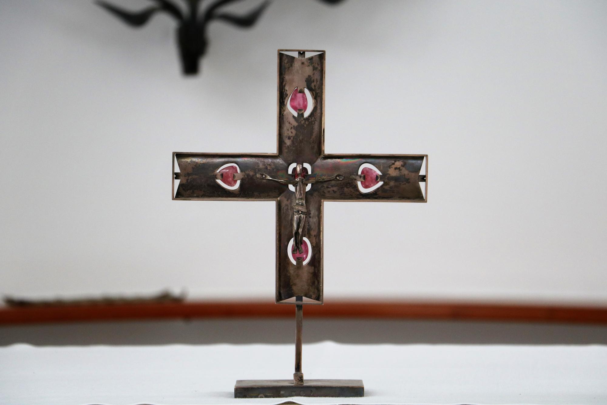 Kreuz Gebet Corona