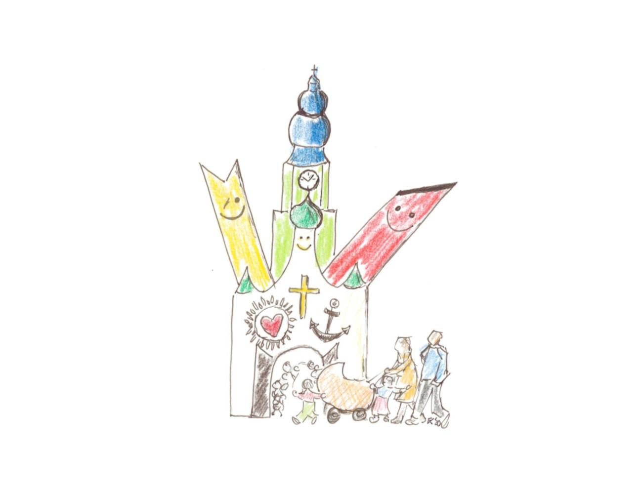 Logo Familienwortgottesdienste klein