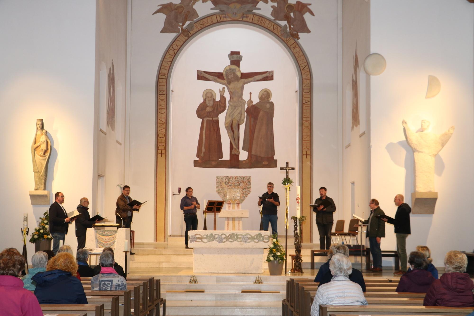 Offene Kirche Konradis 2