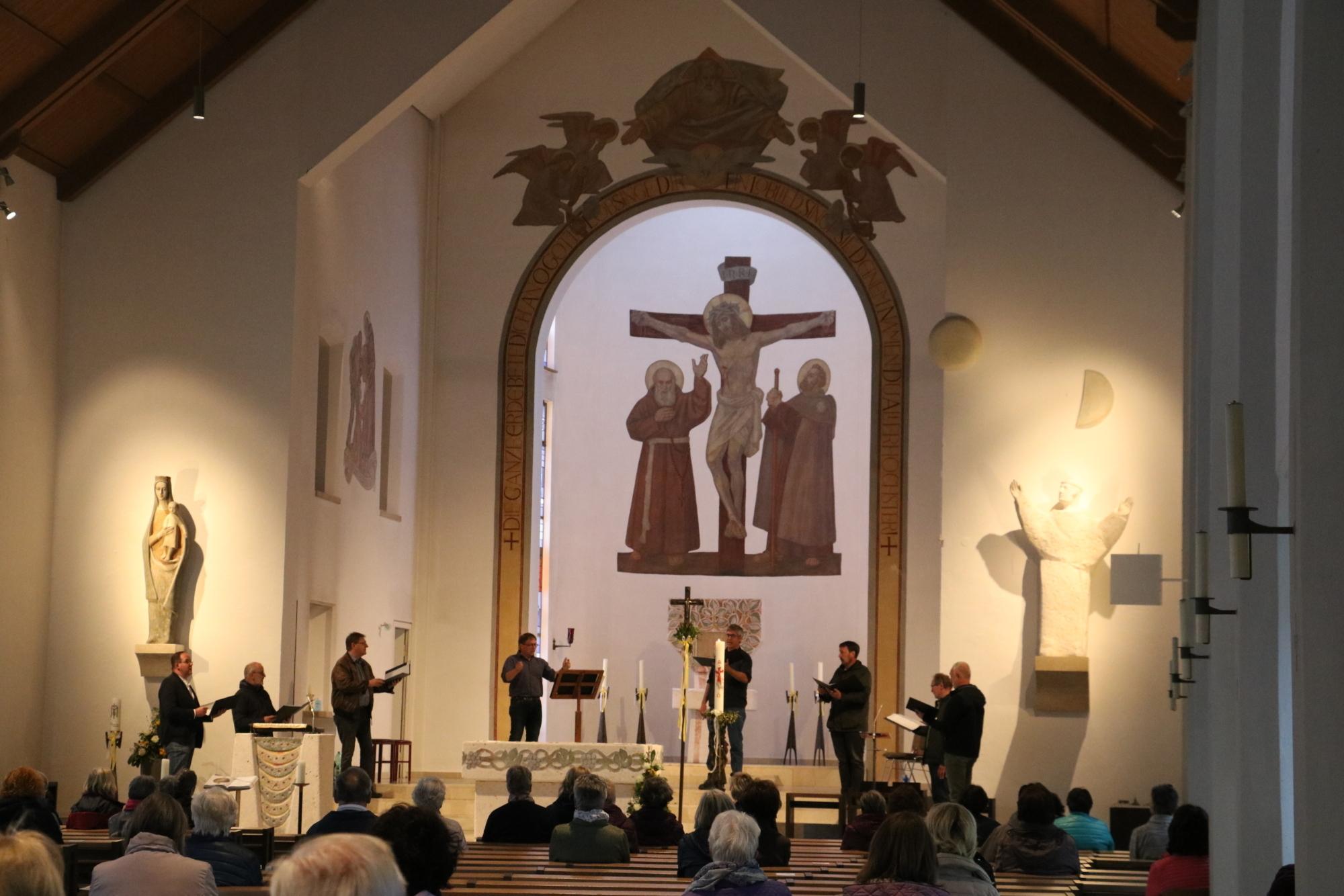 Offene Kirche Konradis 8