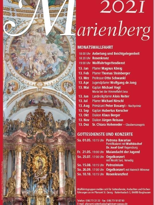 Marienberg wallfahrten 2