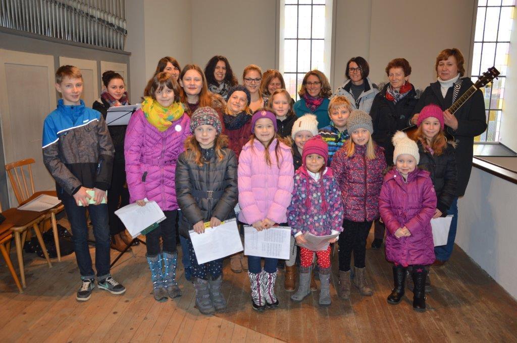 Kinderkirche Fasching2016