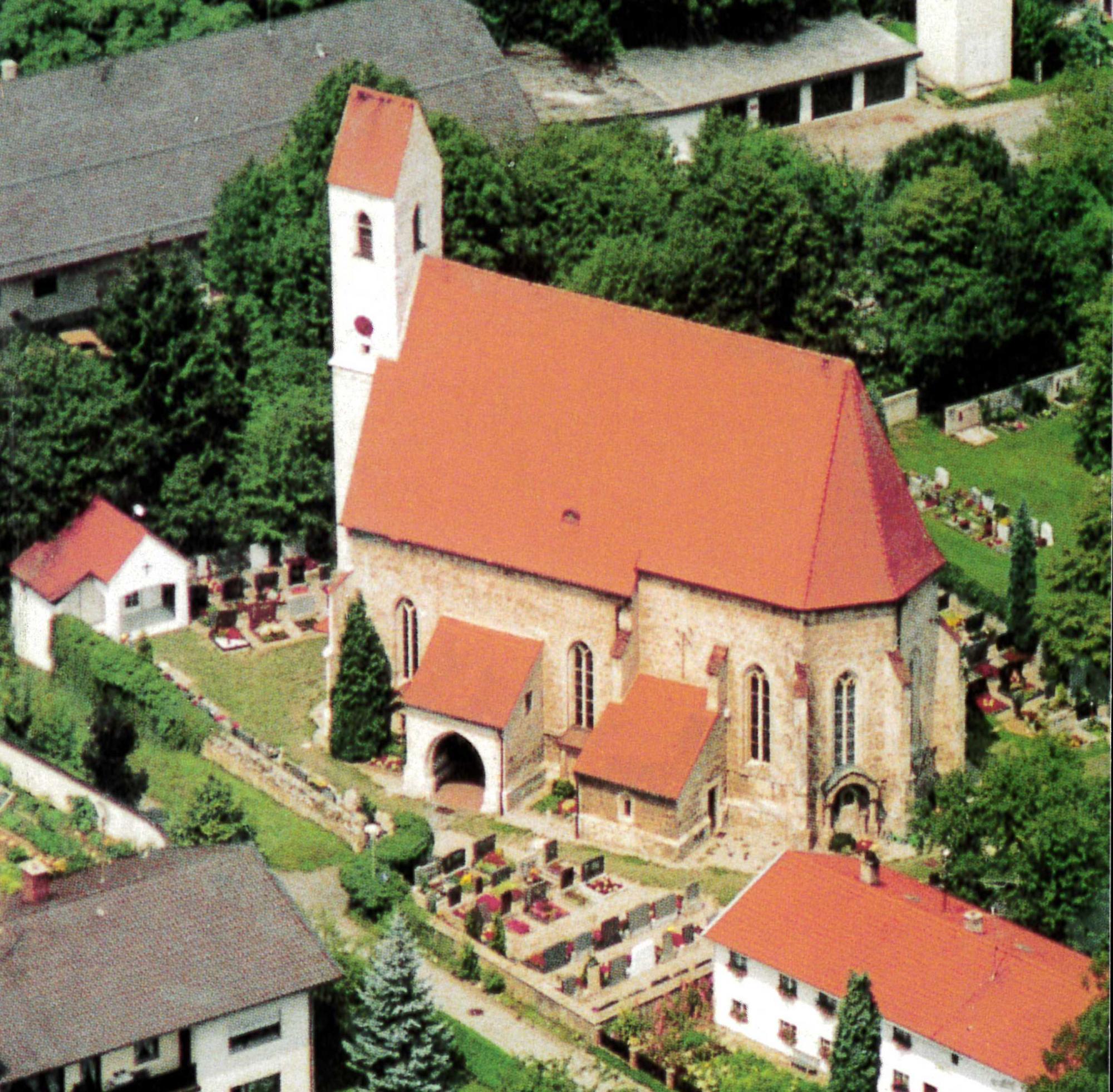 St Nikolaus Kirche Hohenwart