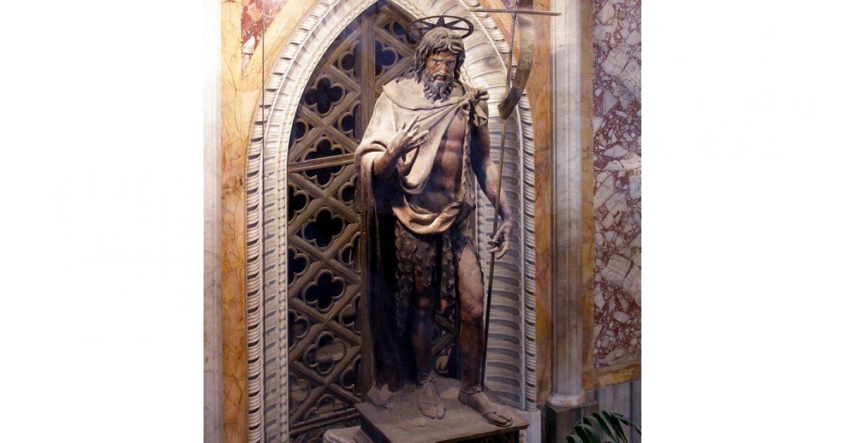 Namenstag Johannes Der Täufer
