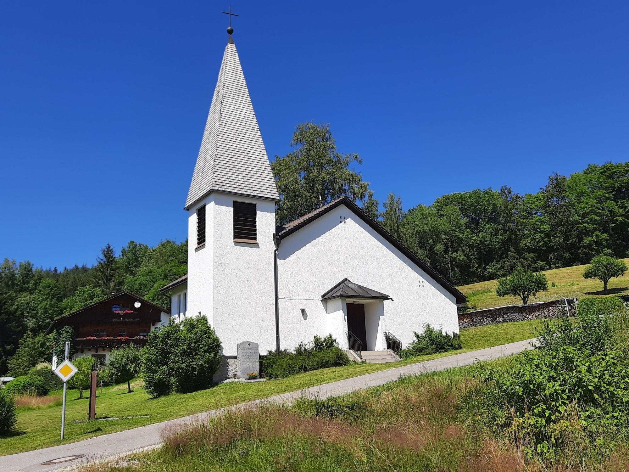 Bild Filialkirche Buchenau