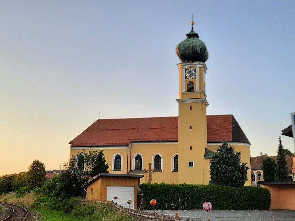 Bild Pfarrkirche Frauenau