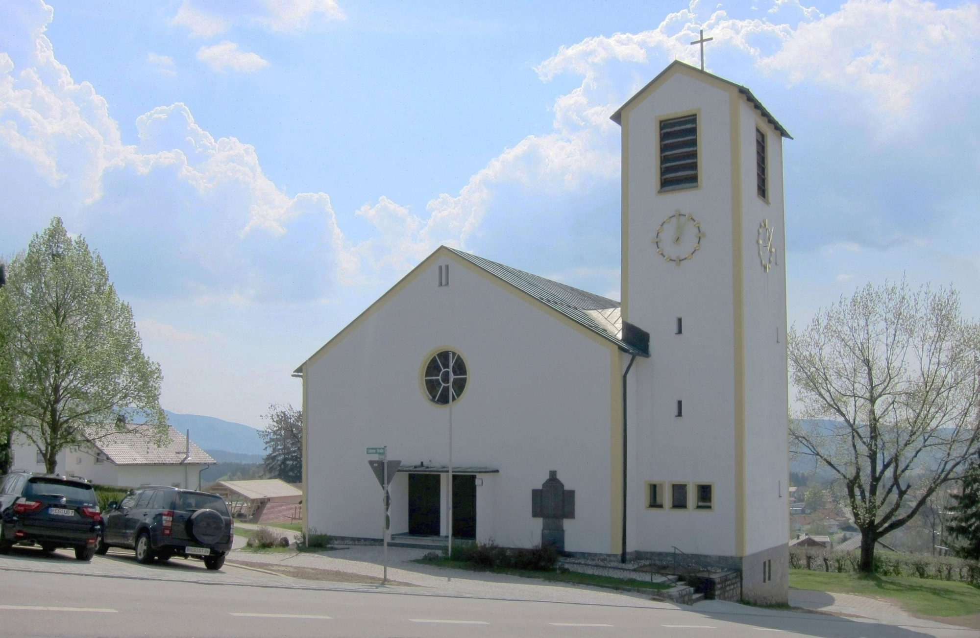 Bild Pfarrkirche Lindberg 2
