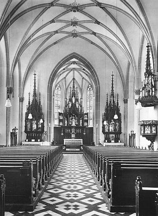 Pfarrkirche-Freyung-1