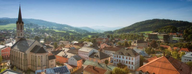Stadtpfarrkirche-Freyung