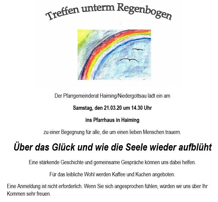 Flyer für Homepage