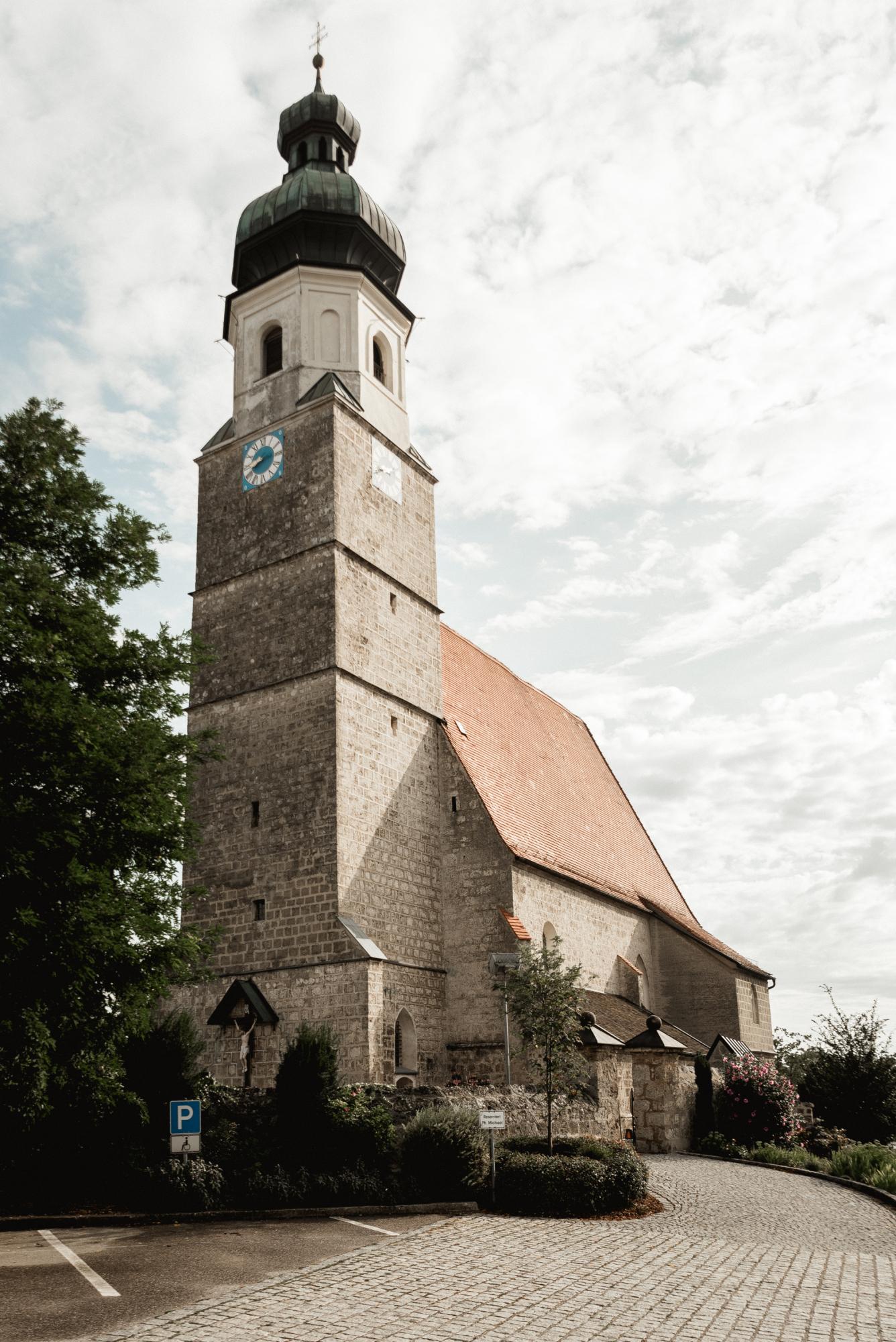 Kirche-Haiming