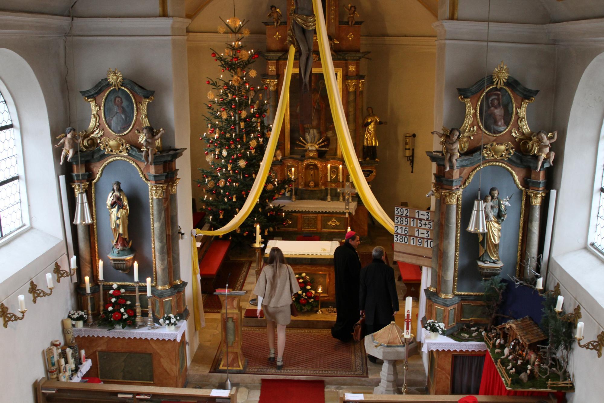 01 2019 125 Jahre Frohnstetten Bischof Oster 6782
