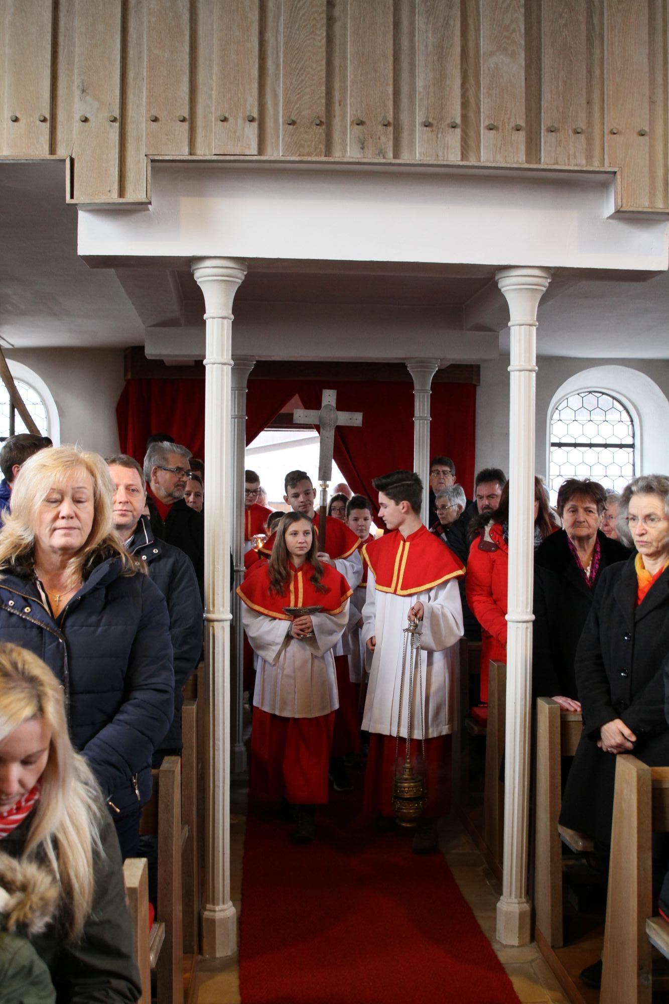 01 2019 125 Jahre Frohnstetten Bischof Oster 6798