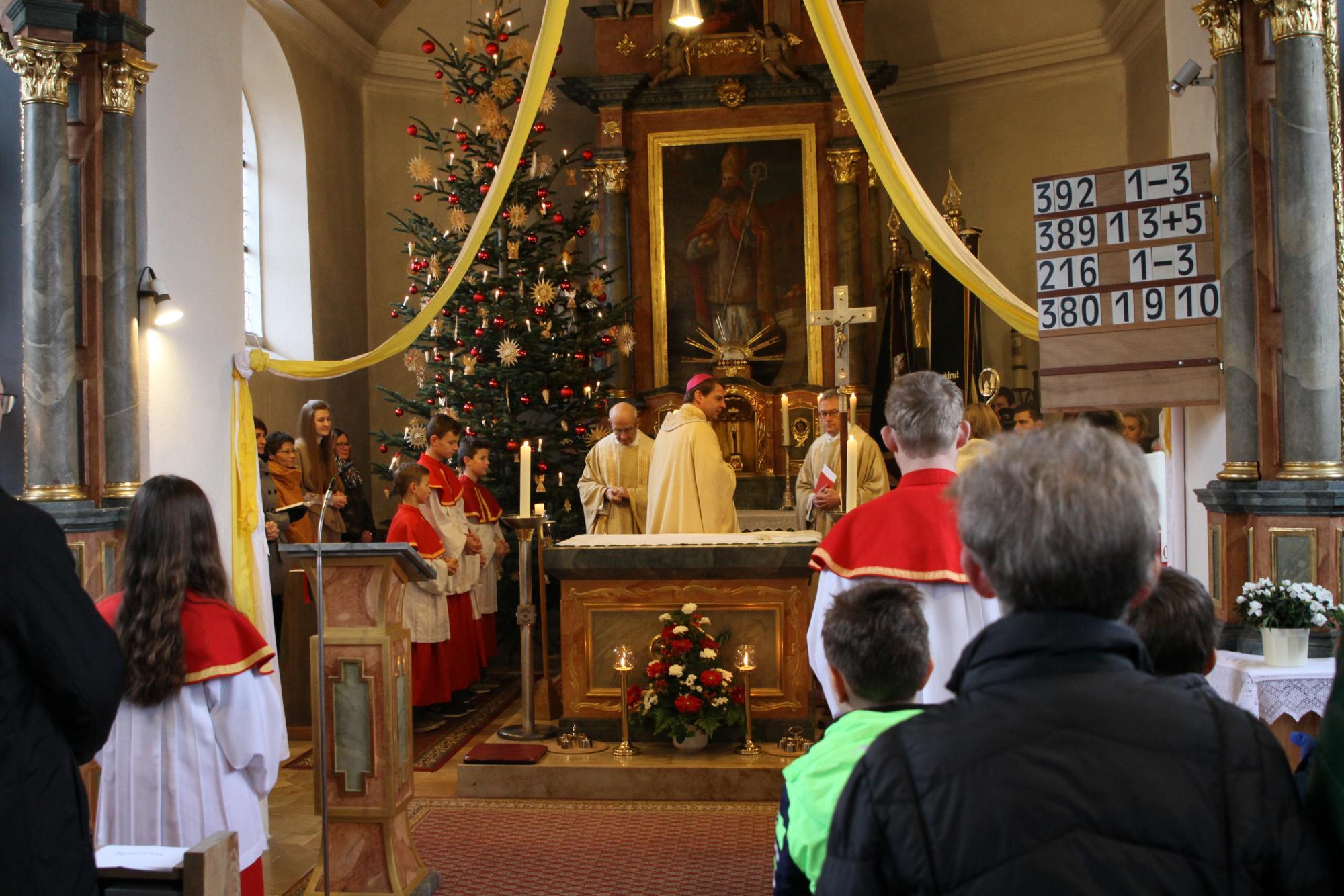 01 2019 125 Jahre Frohnstetten Bischof Oster 6804