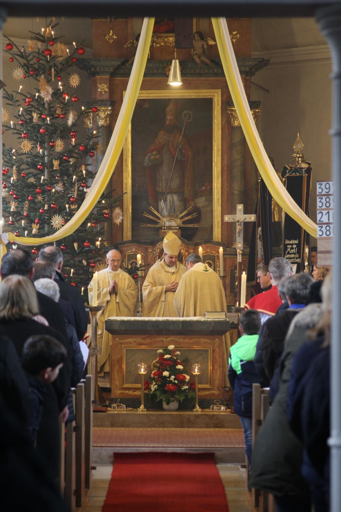 01 2019 125 Jahre Frohnstetten Bischof Oster 6819