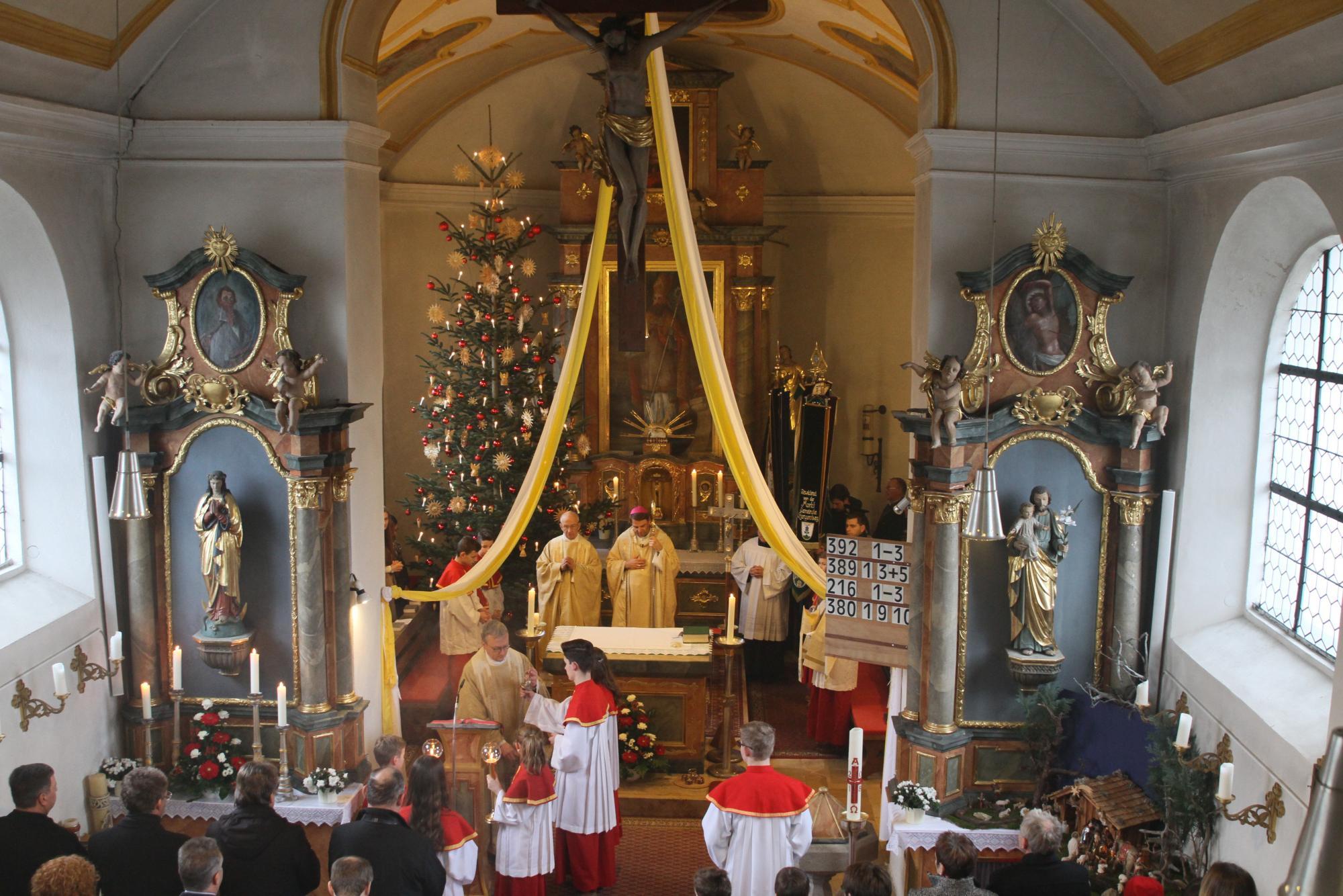01 2019 125 Jahre Frohnstetten Bischof Oster 6820