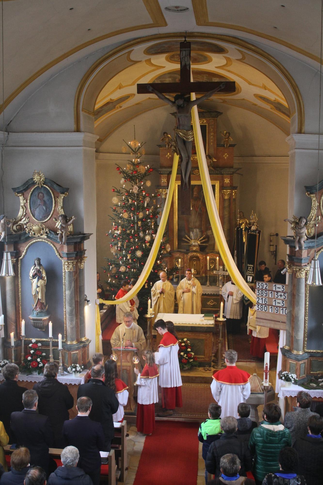 01 2019 125 Jahre Frohnstetten Bischof Oster 6821