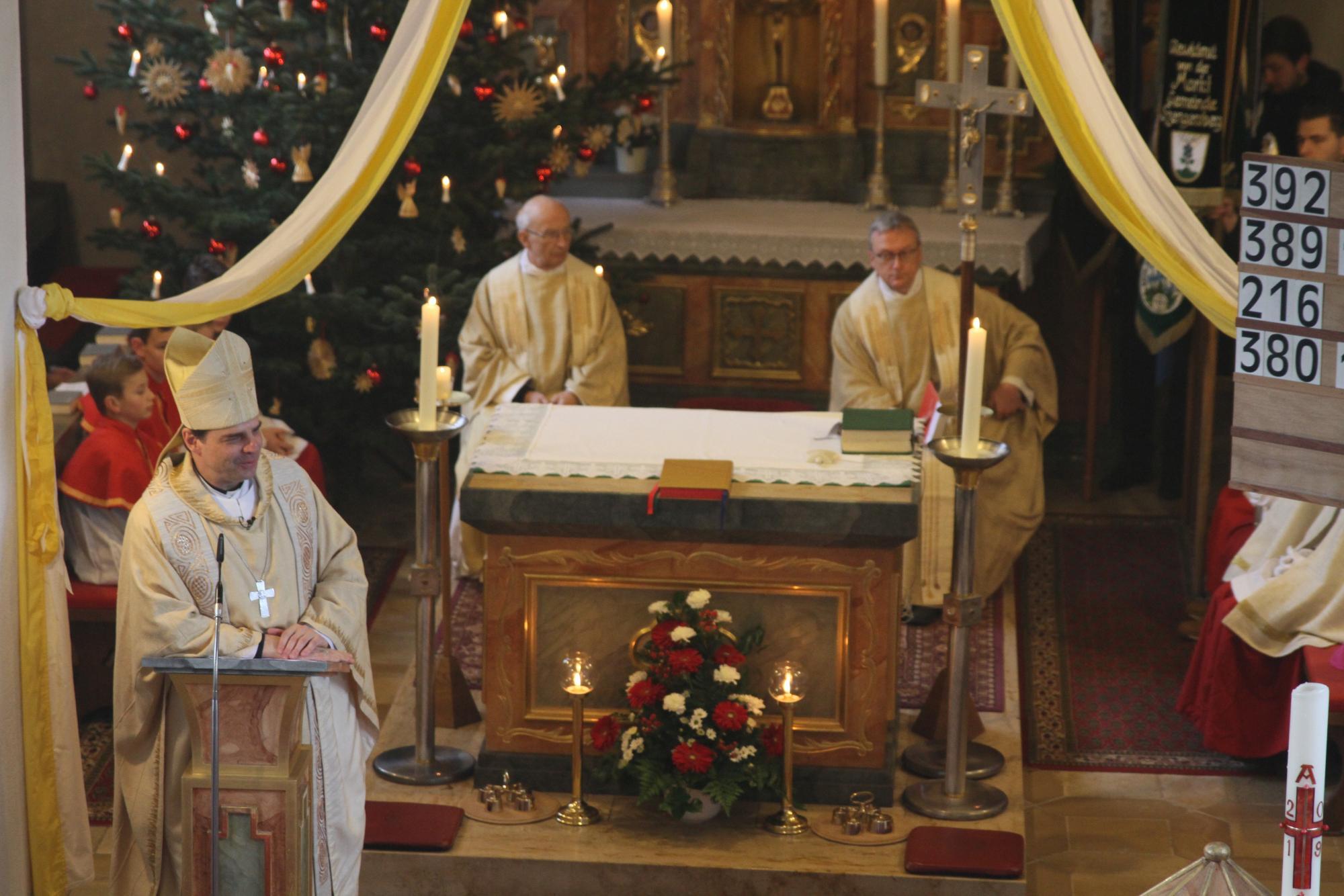 01 2019 125 Jahre Frohnstetten Bischof Oster 6825