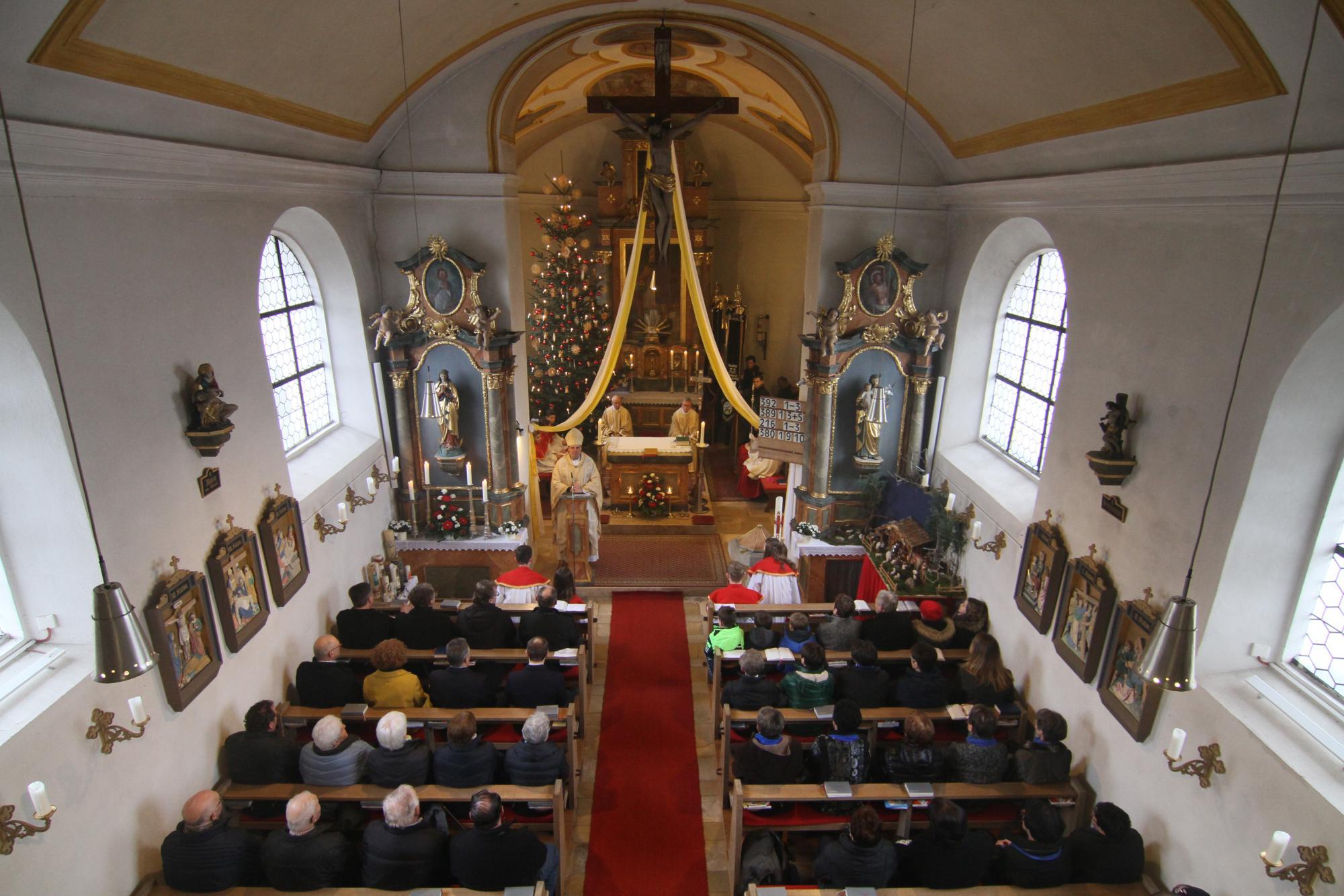 01 2019 125 Jahre Frohnstetten Bischof Oster 6831