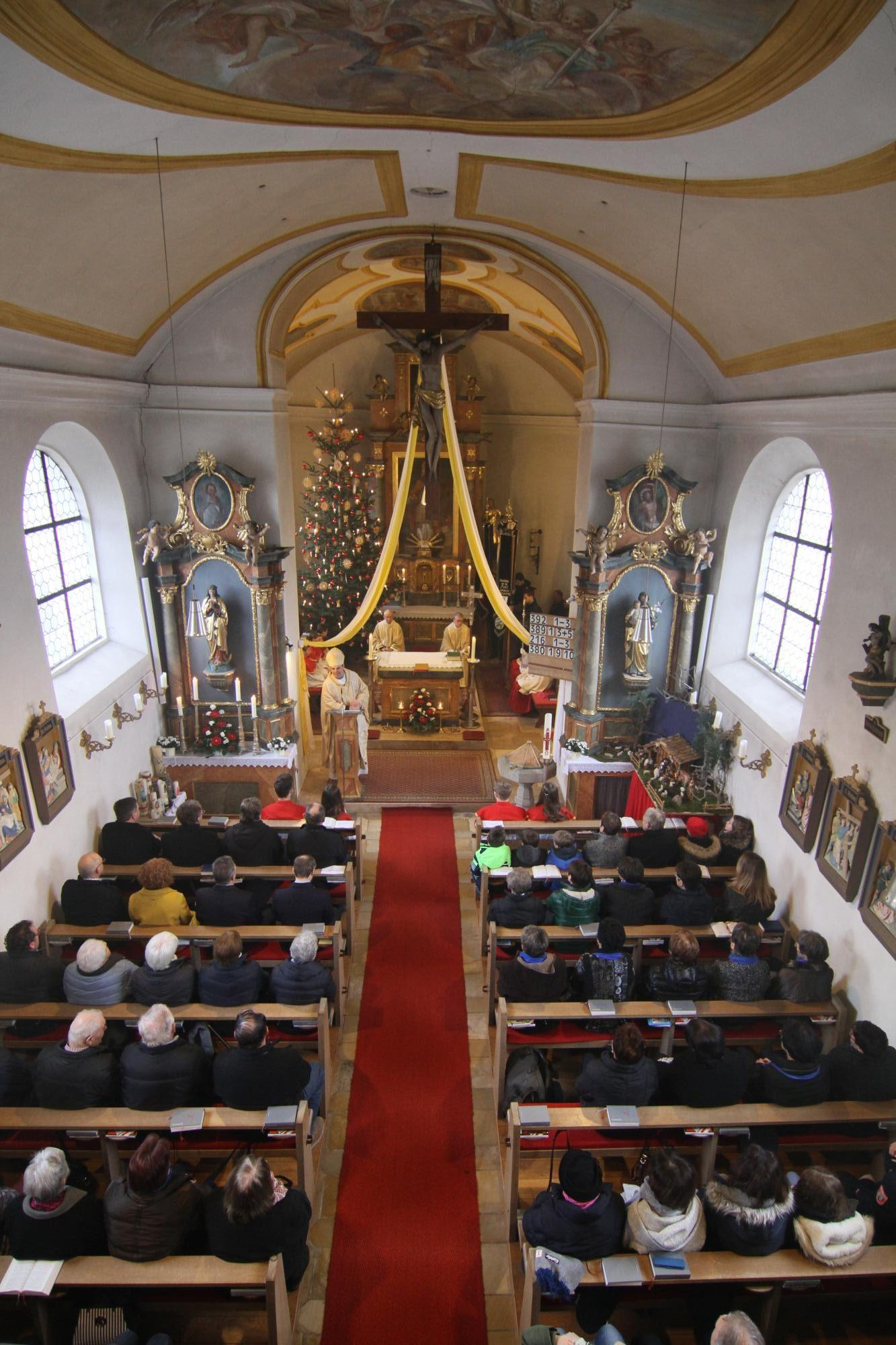 01 2019 125 Jahre Frohnstetten Bischof Oster 6832