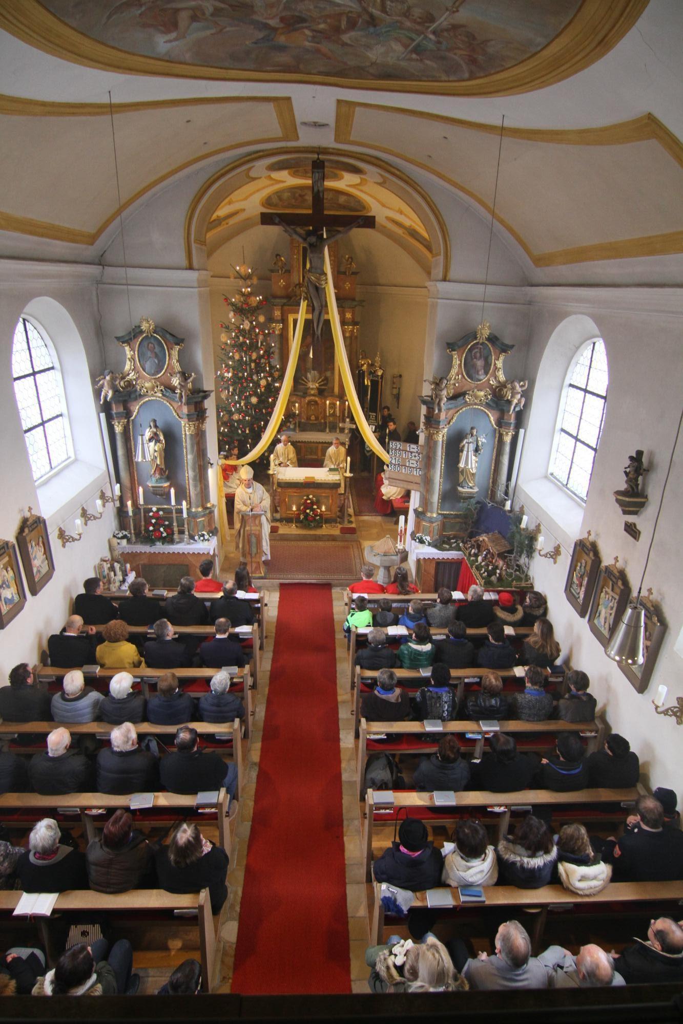 01 2019 125 Jahre Frohnstetten Bischof Oster 6836