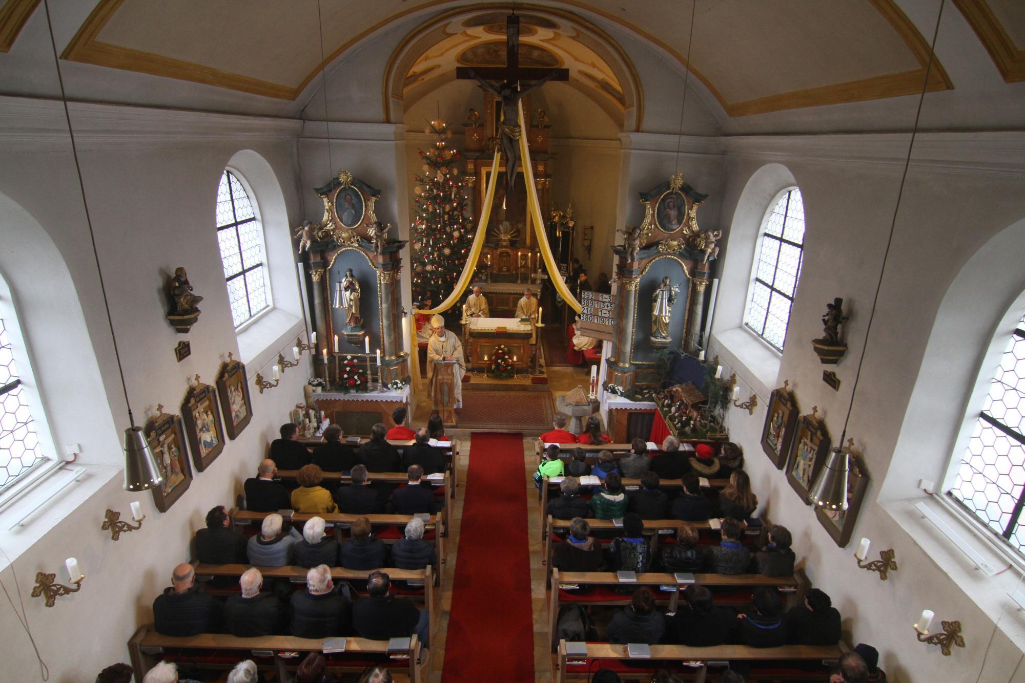 01 2019 125 Jahre Frohnstetten Bischof Oster 6837