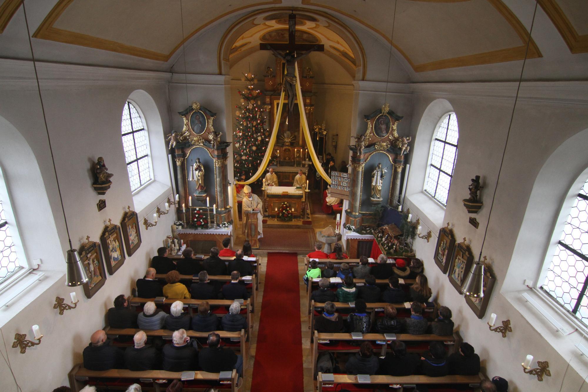 01 2019 125 Jahre Frohnstetten Bischof Oster 6839