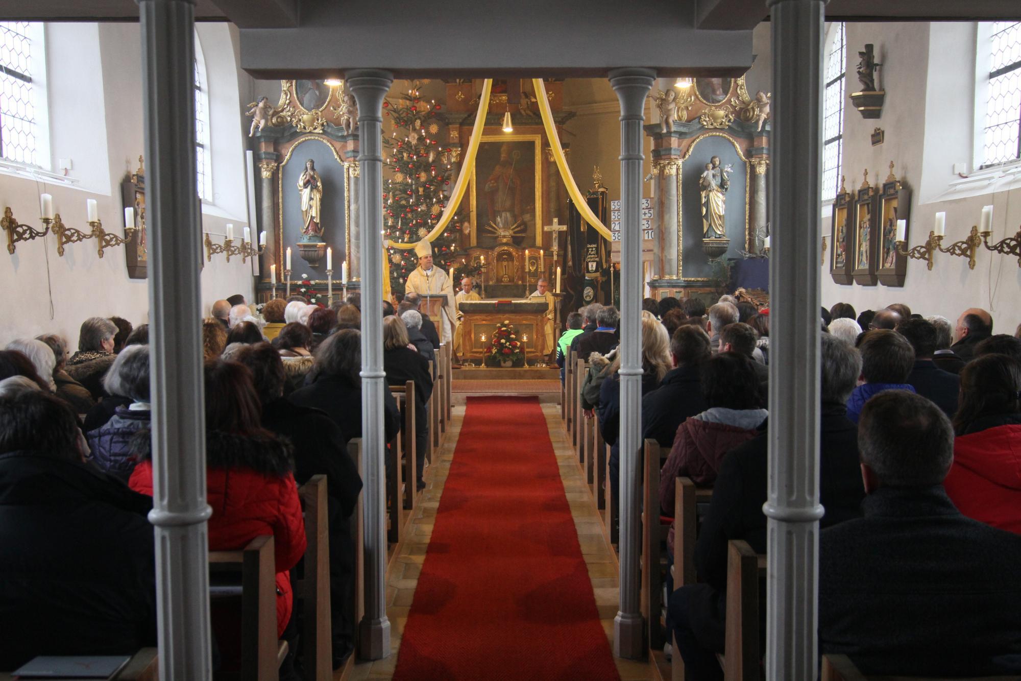 01 2019 125 Jahre Frohnstetten Bischof Oster 6842