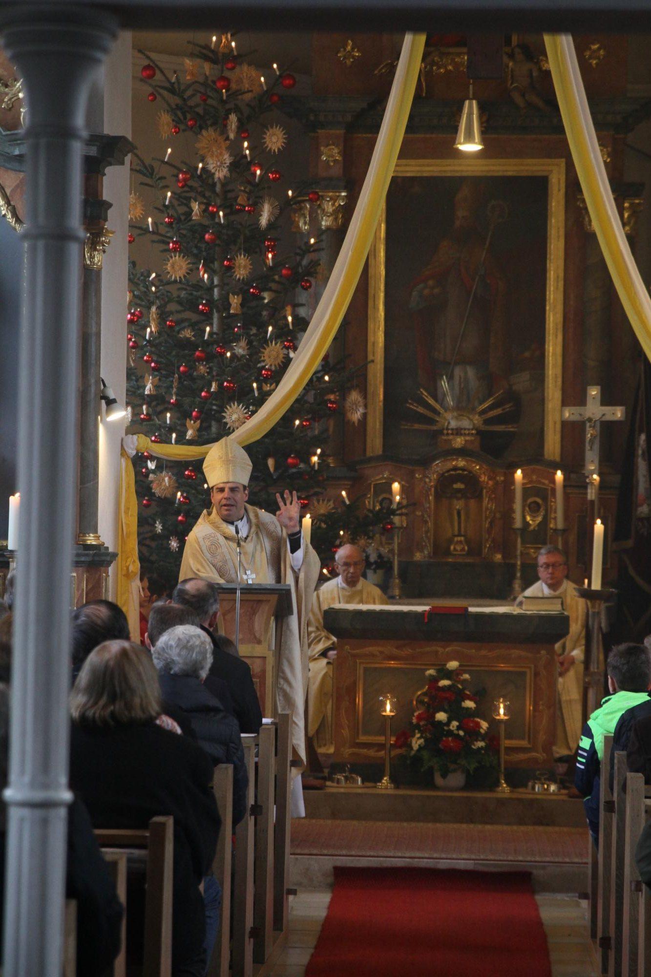 01 2019 125 Jahre Frohnstetten Bischof Oster 6849