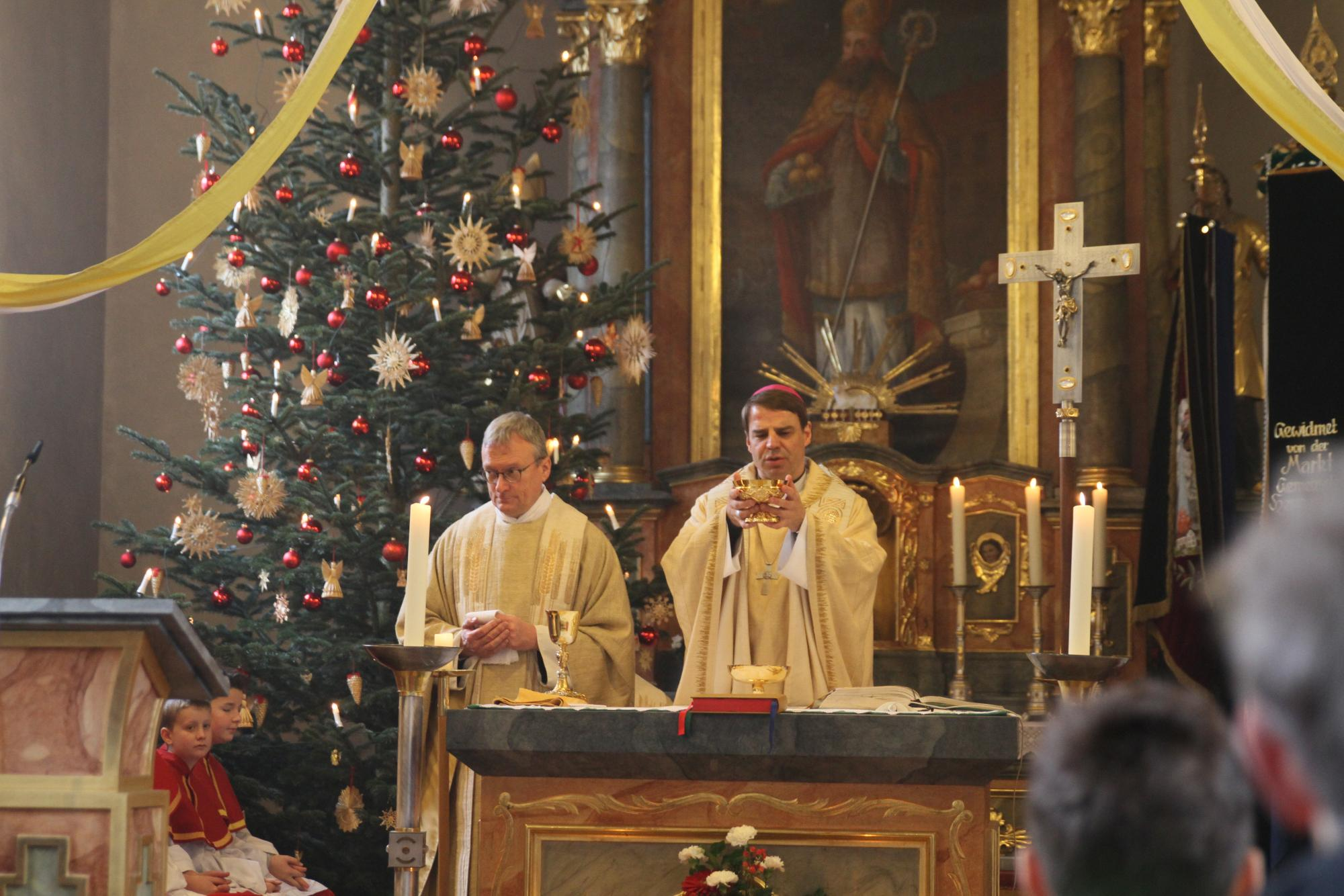 01 2019 125 Jahre Frohnstetten Bischof Oster 6859