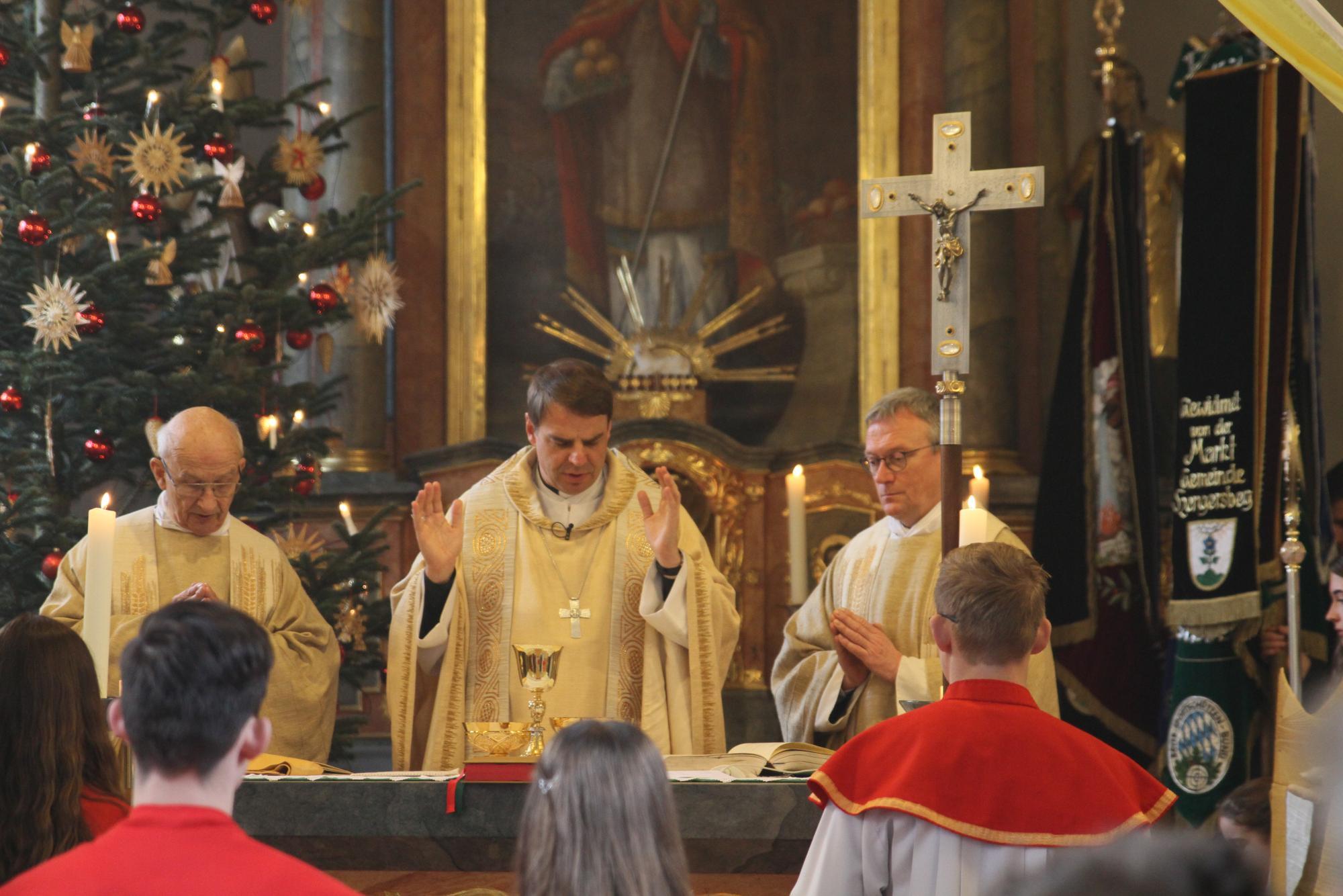 01 2019 125 Jahre Frohnstetten Bischof Oster 6862