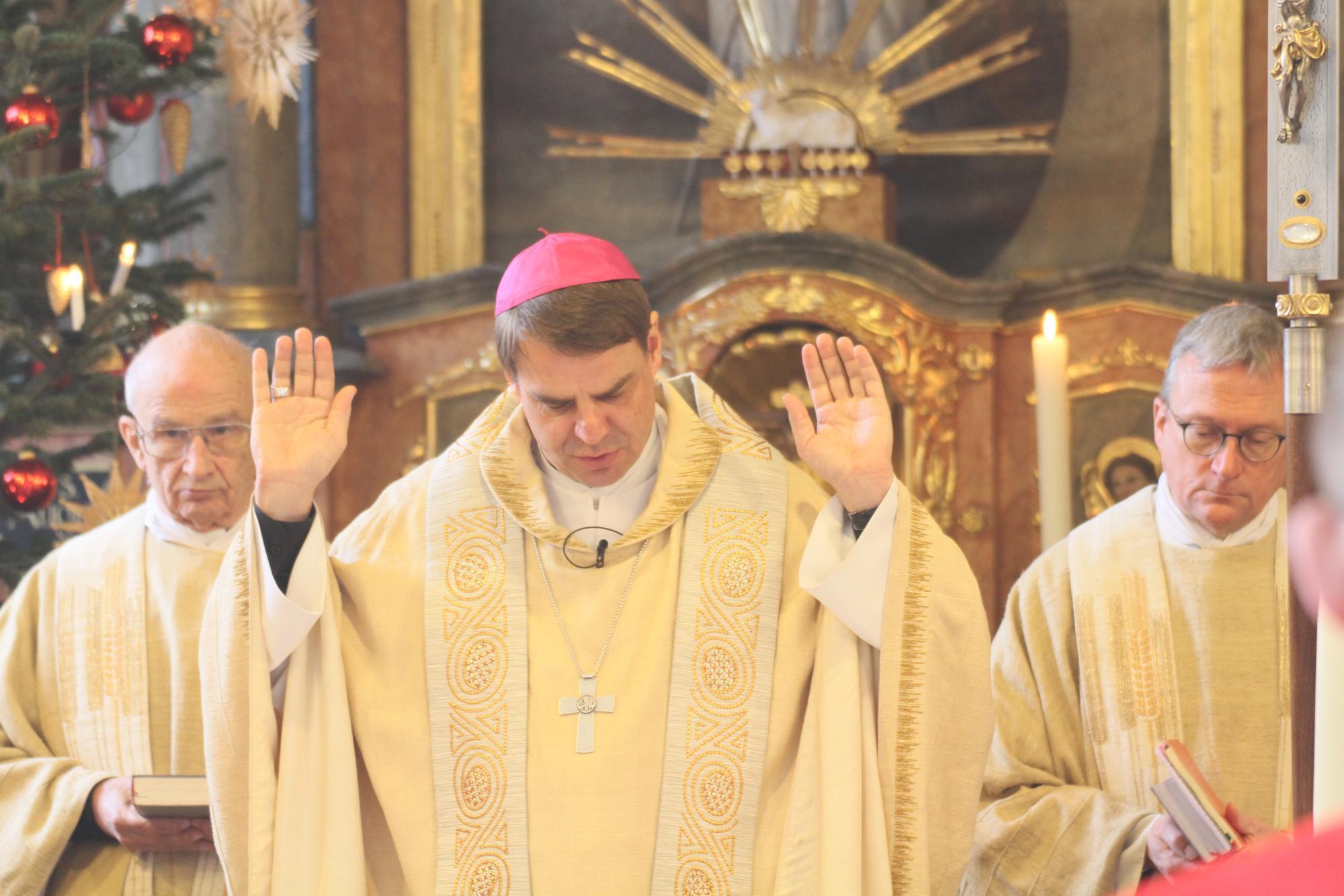 01 2019 125 Jahre Frohnstetten Bischof Oster 6873
