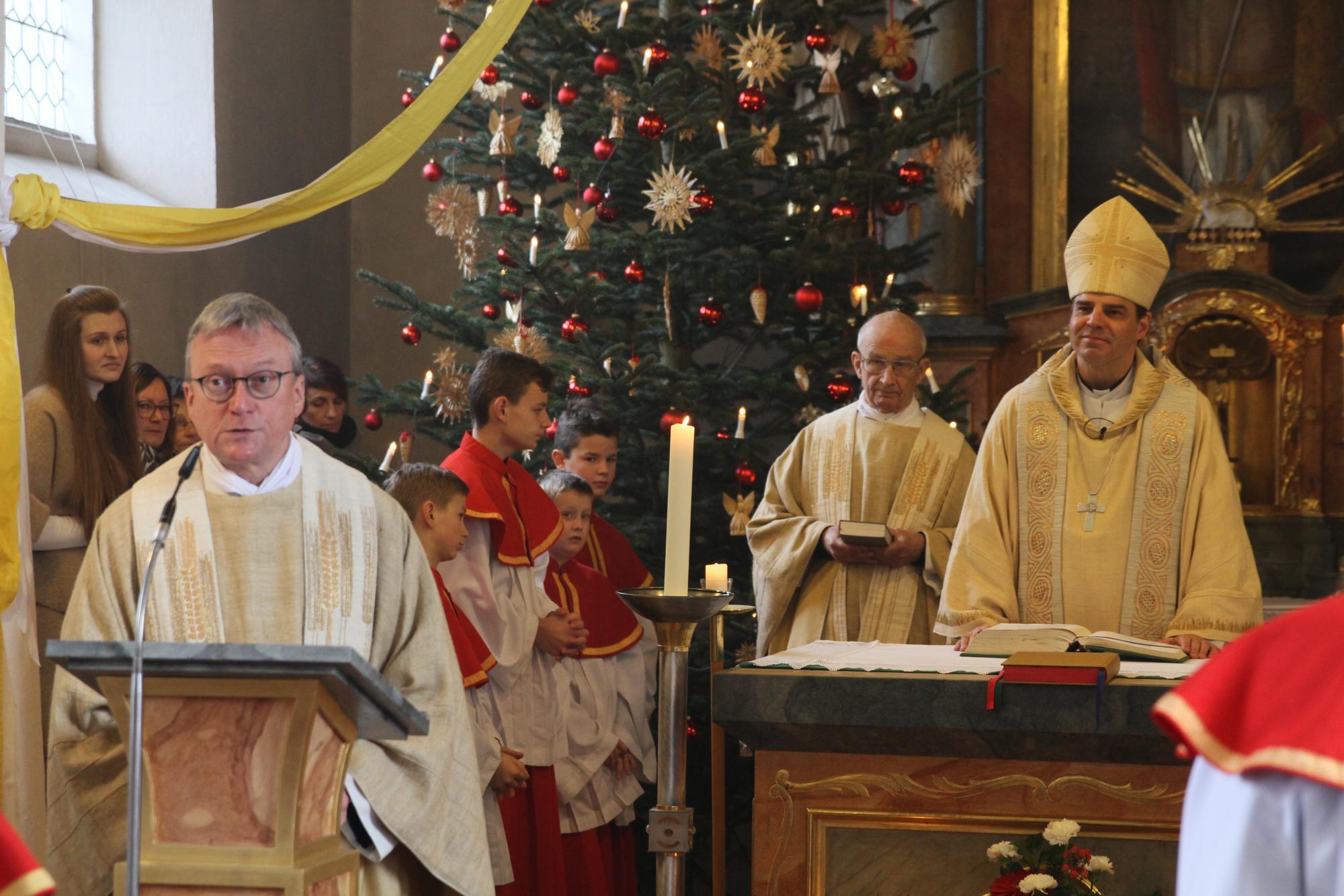 01 2019 125 Jahre Frohnstetten Bischof Oster 6876