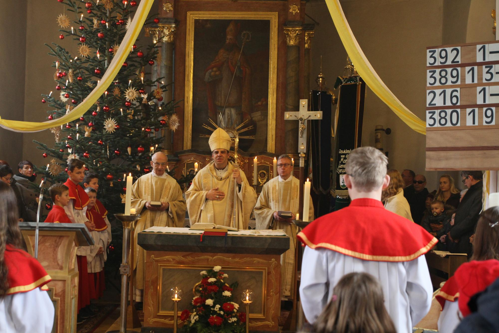 01 2019 125 Jahre Frohnstetten Bischof Oster 6878