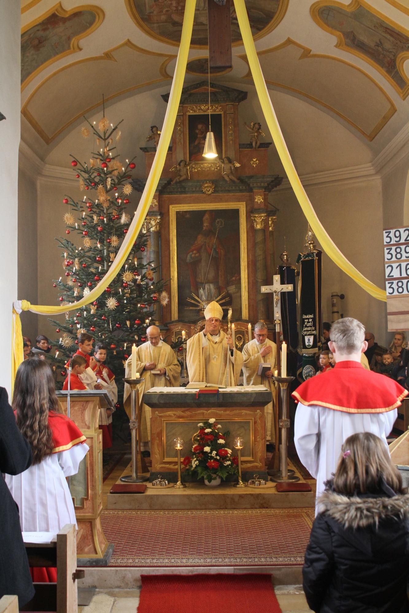 01 2019 125 Jahre Frohnstetten Bischof Oster 6880