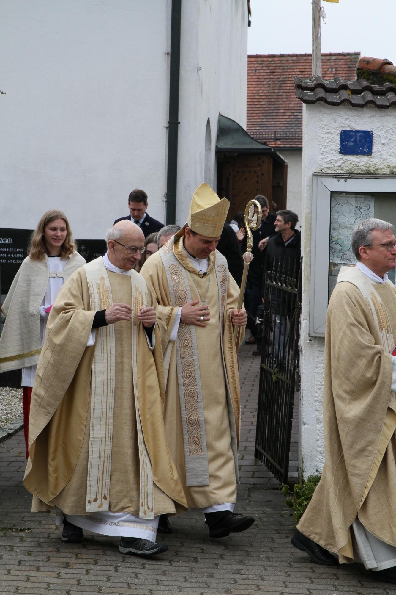 01 2019 125 Jahre Frohnstetten Bischof Oster 6895