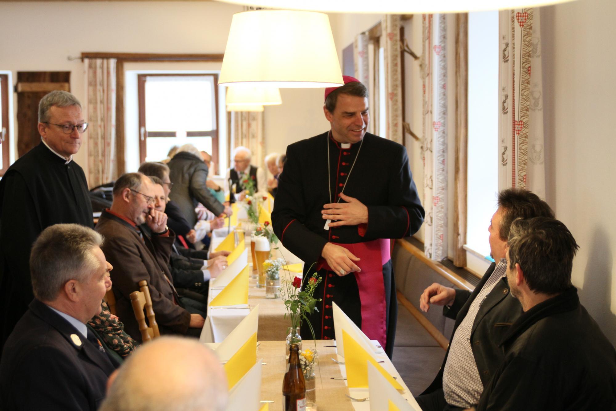 01 2019 125 Jahre Frohnstetten Bischof Oster 6907