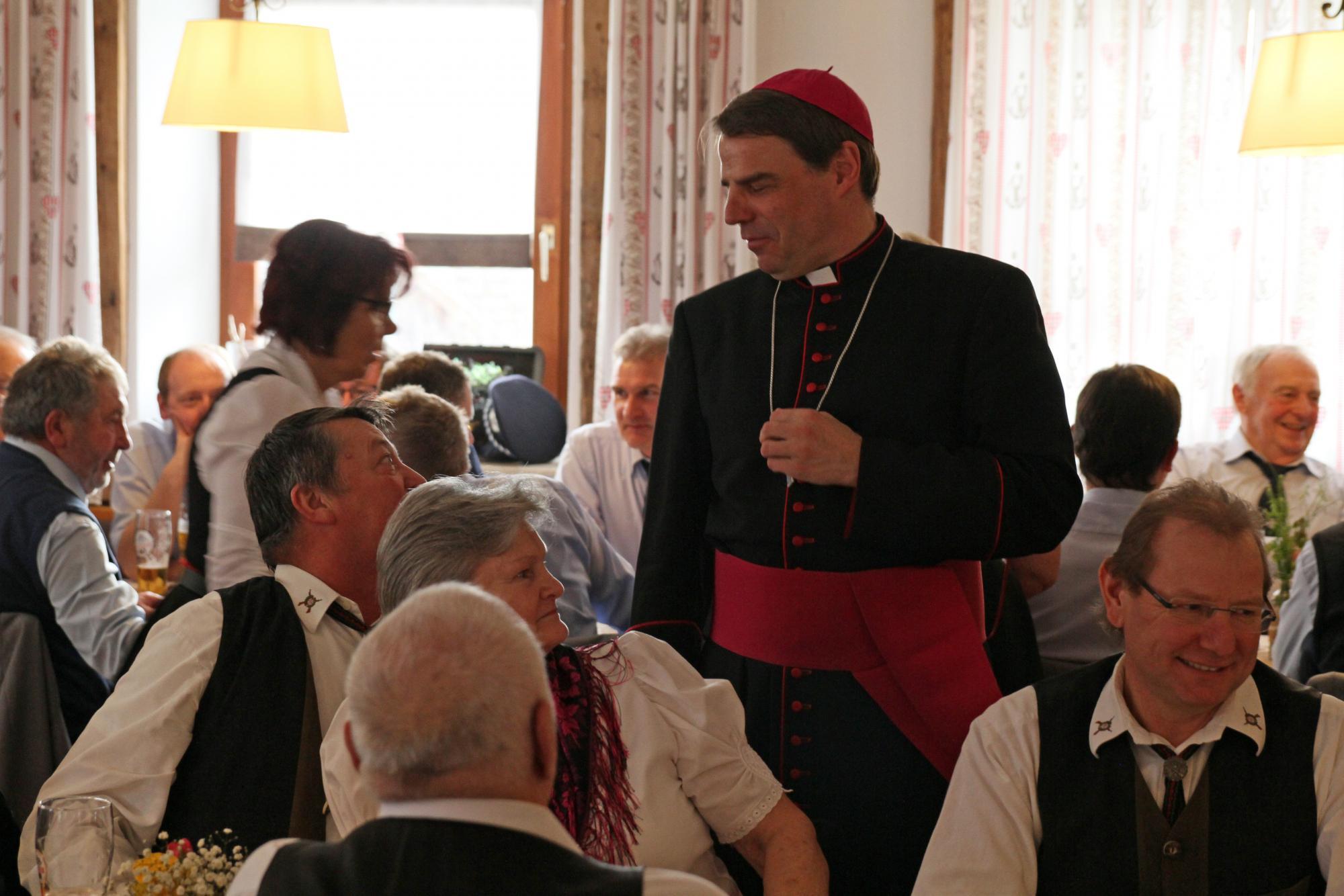 01 2019 125 Jahre Frohnstetten Bischof Oster 6937