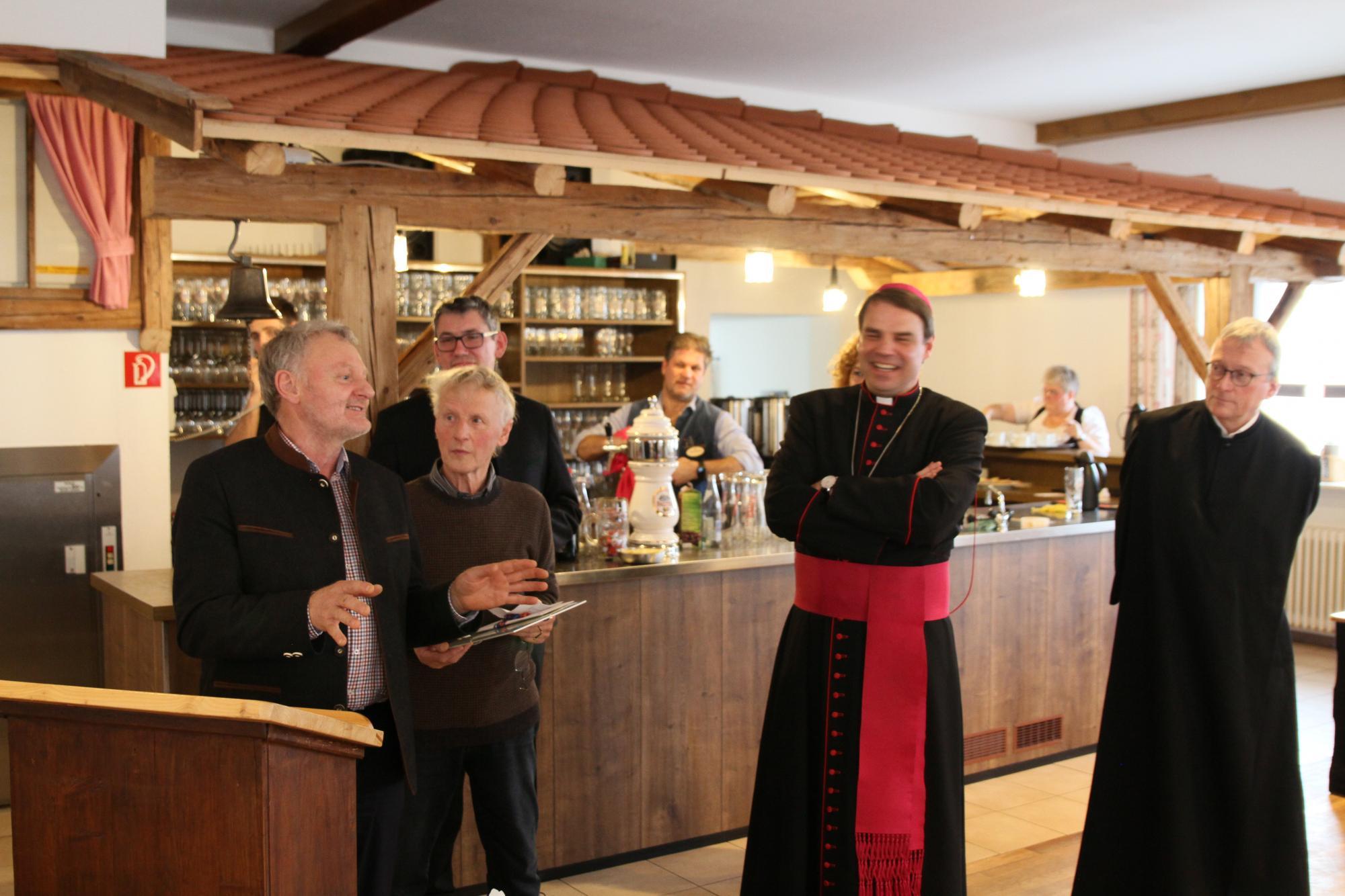 01 2019 125 Jahre Frohnstetten Bischof Oster 7030