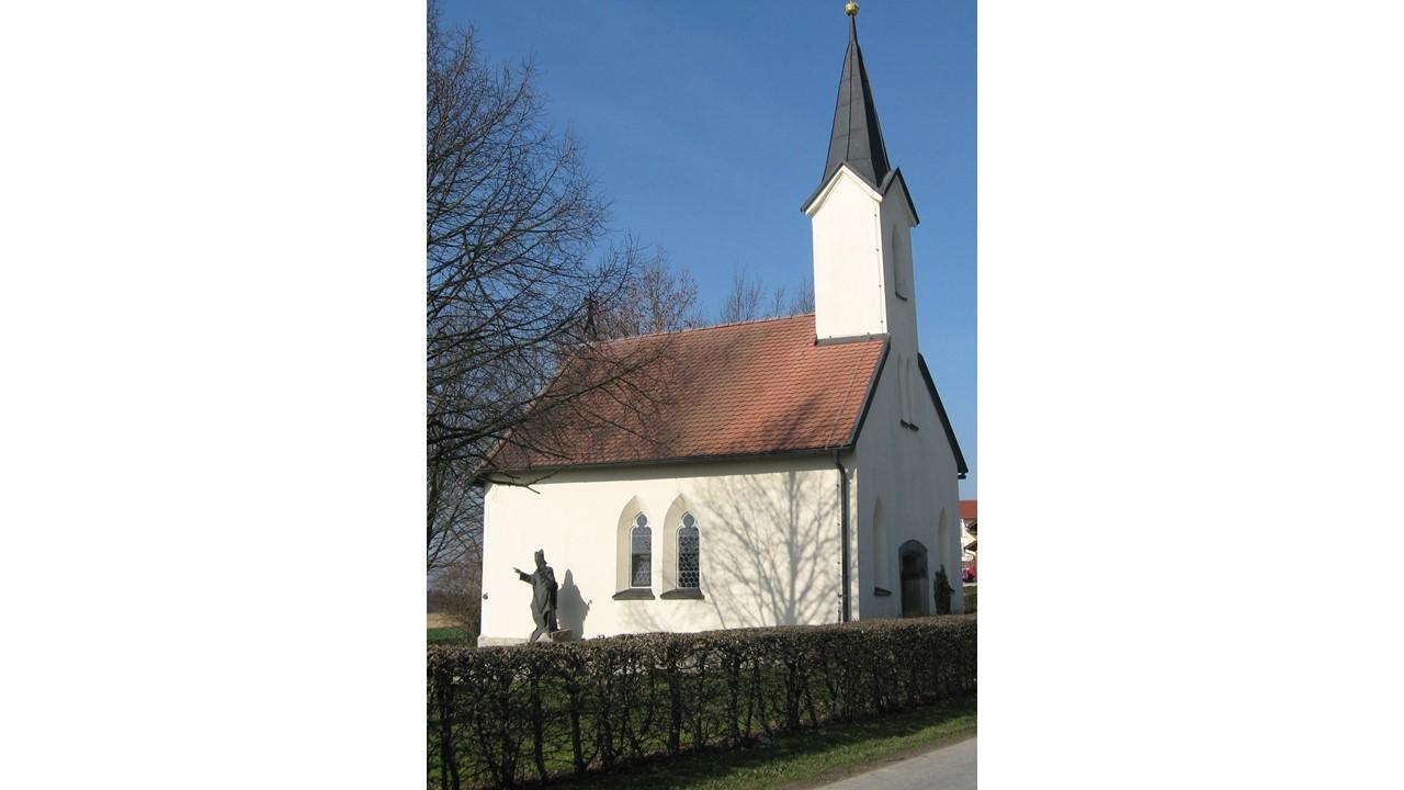 Gotthard Kapelle neu