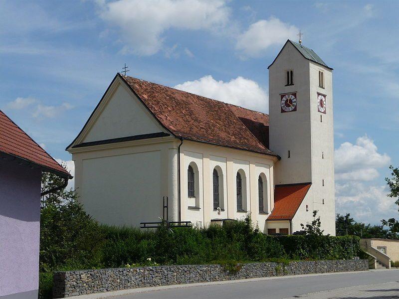 Aholming_Kirche